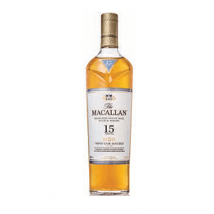 The Macallan 15 Anos Triple Cask