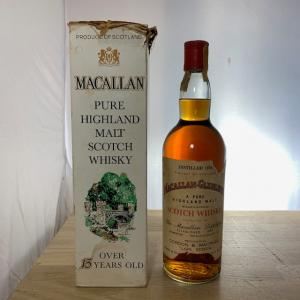 The Macallan 15 Years 75cl 1958