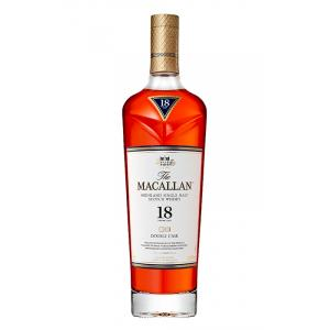 The Macallan 18 Anni Double Cask