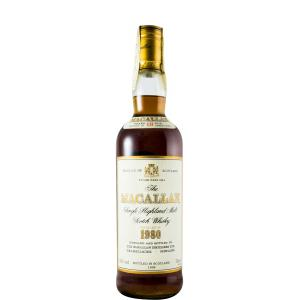 The Macallan 18 Anni Sherry Cask 1980