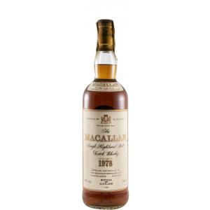 The Macallan 18 Anos Bottled In 1996 1978