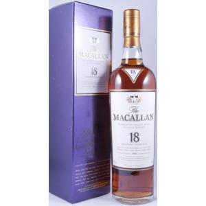 The Macallan 18 Anos Sherry Oak Highland 1993