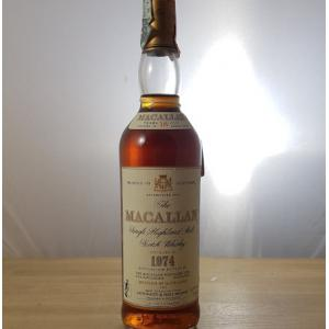 THE Macallan 18 Ans 75cl 1974