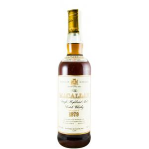 The Macallan 18 Ans Sherry Cask Bottled In 1997 1979