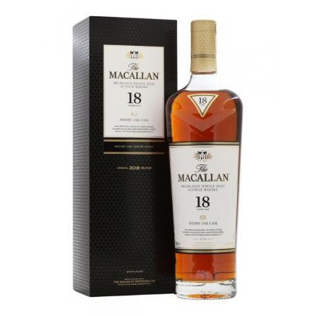 The Macallan 18 Ans Sherry Oak Release