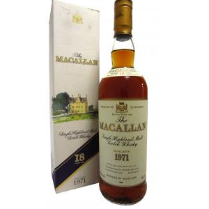 The Macallan 18 Years 75cl 1971