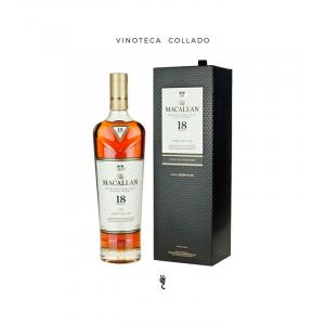 The Macallan 18 Years Sherry Oak