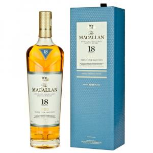 The Macallan 18y Triple Cask