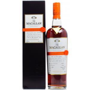 The Macallan 2010 Easter Elchies 13 Year old 1997