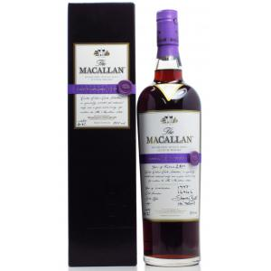 The Macallan 2011 Easter Elchies 14 Years 1997