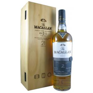 The Macallan 21 Years Triple Cask Matured Fine Oak