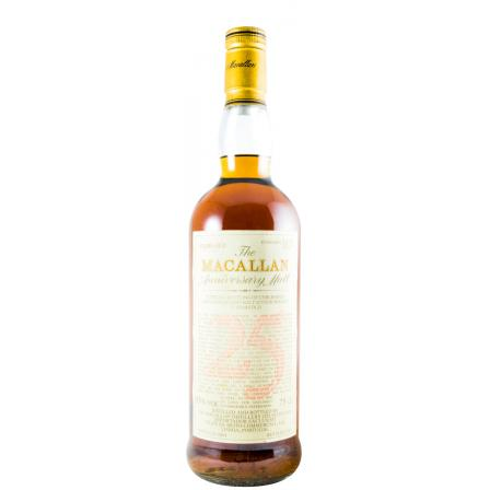 The Macallan 25 Anniversary Bottled In 1989 75cl 1964