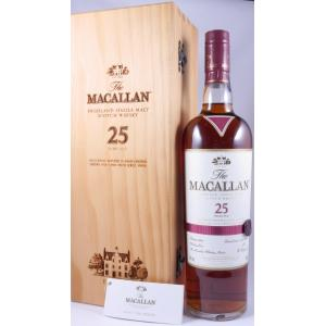 The Macallan 25 Anos Sherry Oak Highland