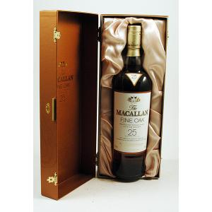 The Macallan 25 Years Old + Estuche
