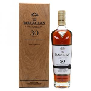 The Macallan 30 Anos Sherry Oak 2018