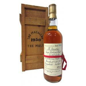 The Macallan 30 Year old 75cl 1950