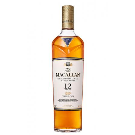 The Macallan Double Cask 12 Ans