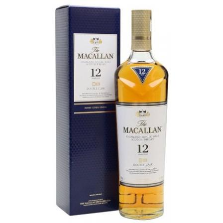 The Macallan Double Cask 12 Anys amb Estoig