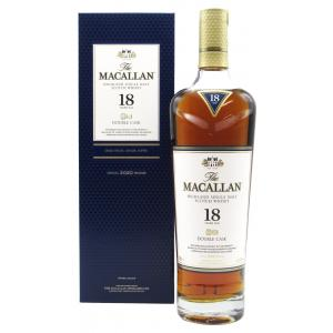 The Macallan Double Cask Edition 18 Year old 2020