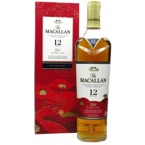 The Macallan Double Cask Lunar Pack Year Of The Ox Edition 12 Year old 2021