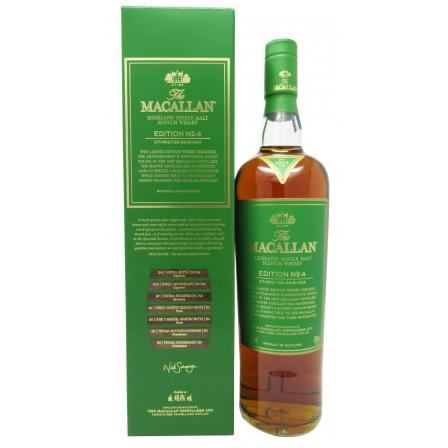 The Macallan Edition Nº4