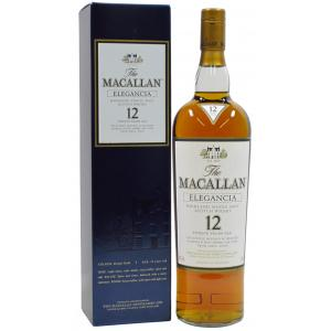 The Macallan Elegancia 12 Years 1L