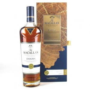 The Macallan Enigma + Estuche