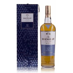 The Macallan Fine Oak 12 Years Bling Box