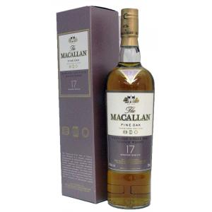 The Macallan Fine Oak 17 Years 75cl