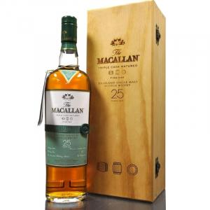 The Macallan Fine Oak 25 Anos Triple Cask Matured