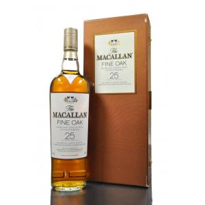 The Macallan Fine Oak 25 Years