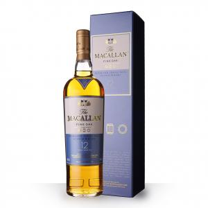 The Macallan Fine Oak Etui 12 Ans