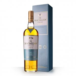 The Macallan Fine Oak Etui 15 Anos