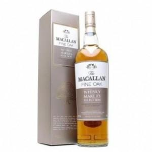 The Macallan Fine Oak Maker's Selection 1L