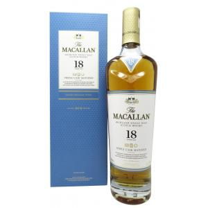 The Macallan Fine Oak Triple Cask Matured Edition 18 Anos 2018
