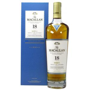 The Macallan Fine Oak Triple Cask Matured Edition 18 Anys 2019