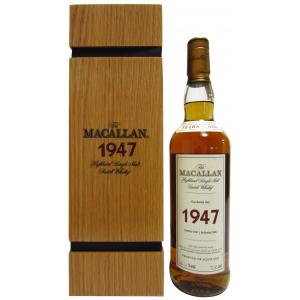 The Macallan Fine & Rare 15 Year old 1947