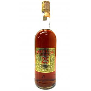 The Macallan Gold Label Pure Malt 25 Year old 75cl
