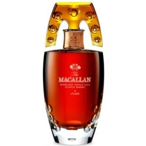 The Macallan Lalique 55 Years