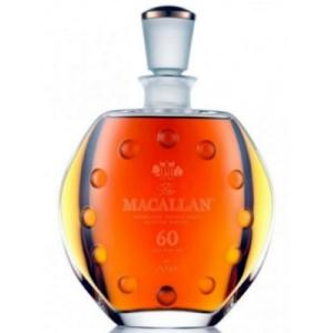The Macallan Lalique 60 Years