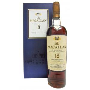 The Macallan Light Maghony Sherry Oak 18 Years 1986