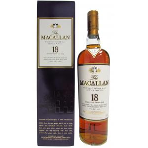 The Macallan Light Maghony Sherry Oak Annual Release 18 Year old 2017