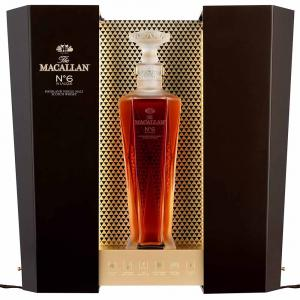 The Macallan Nº 6 Decanter Lalique