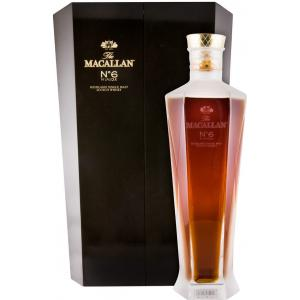 The Macallan Nº6 In Lalique Decanter