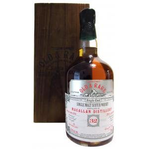 The Macallan Old & Rare Platinum Single Cask 32 Years 1979