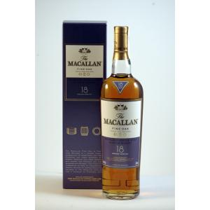The Macallan Old Sherry Oack 18 Years + Estuche