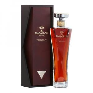 The Macallan Oscuro 1824 + Estojo
