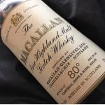 THE Macallan pure Highland Malt 1959