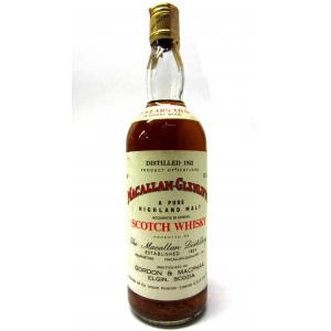 The Macallan Pure Highland Malt 25 Year old 75cl 1952