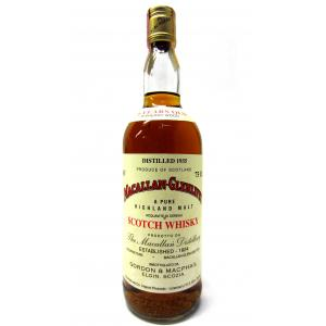 The Macallan Pure Highland Malt 36 Year old 75cl 1935